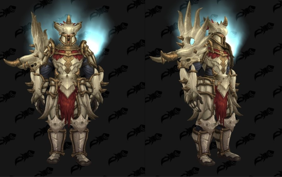 Patch 8 1 Battle Of Dazar Alor Raid Armor Plate Mythic Tints Wowhead News