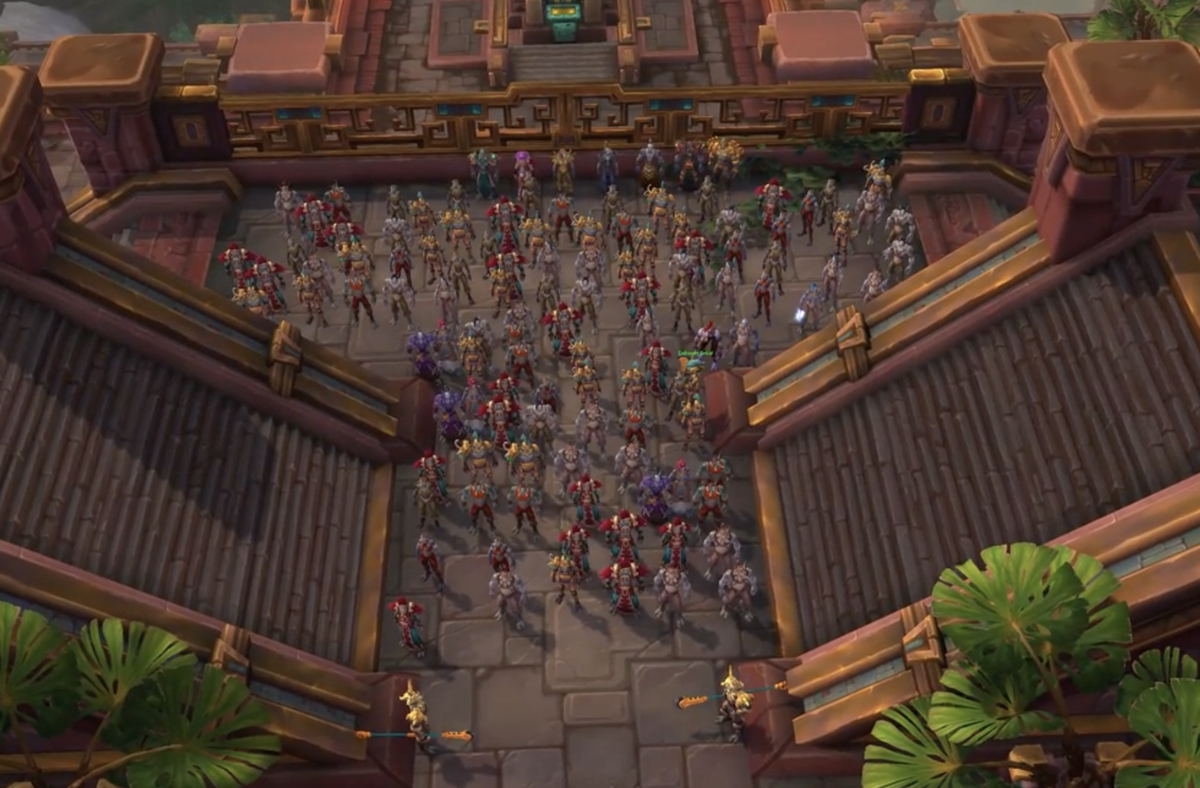 8 1 Horde War Campaign Questline Now Available on the PTR