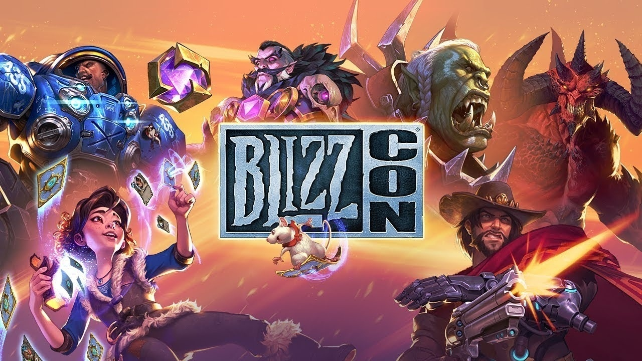 BlizzCon 2018 Opening Ceremony - All the Announcements