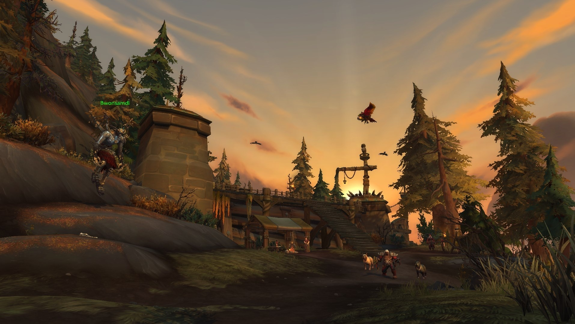 Updates to Dungeons, Mythic+ and Titan Residuum in BFA Season 2