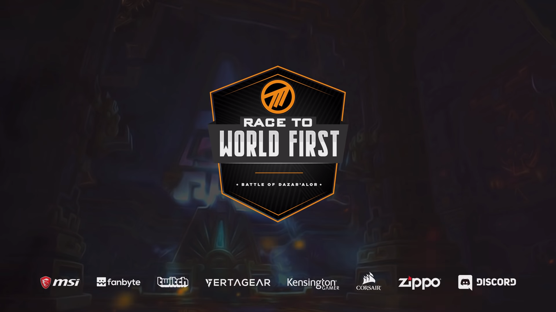 Method to Stream the World First Race for Battle of Dazar'alor