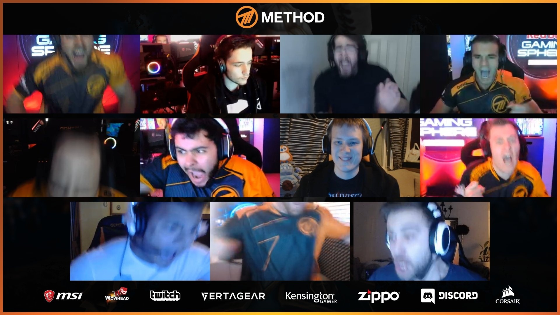 Method Reactions to World First Mythic Jaina Kill Clips and Nerd