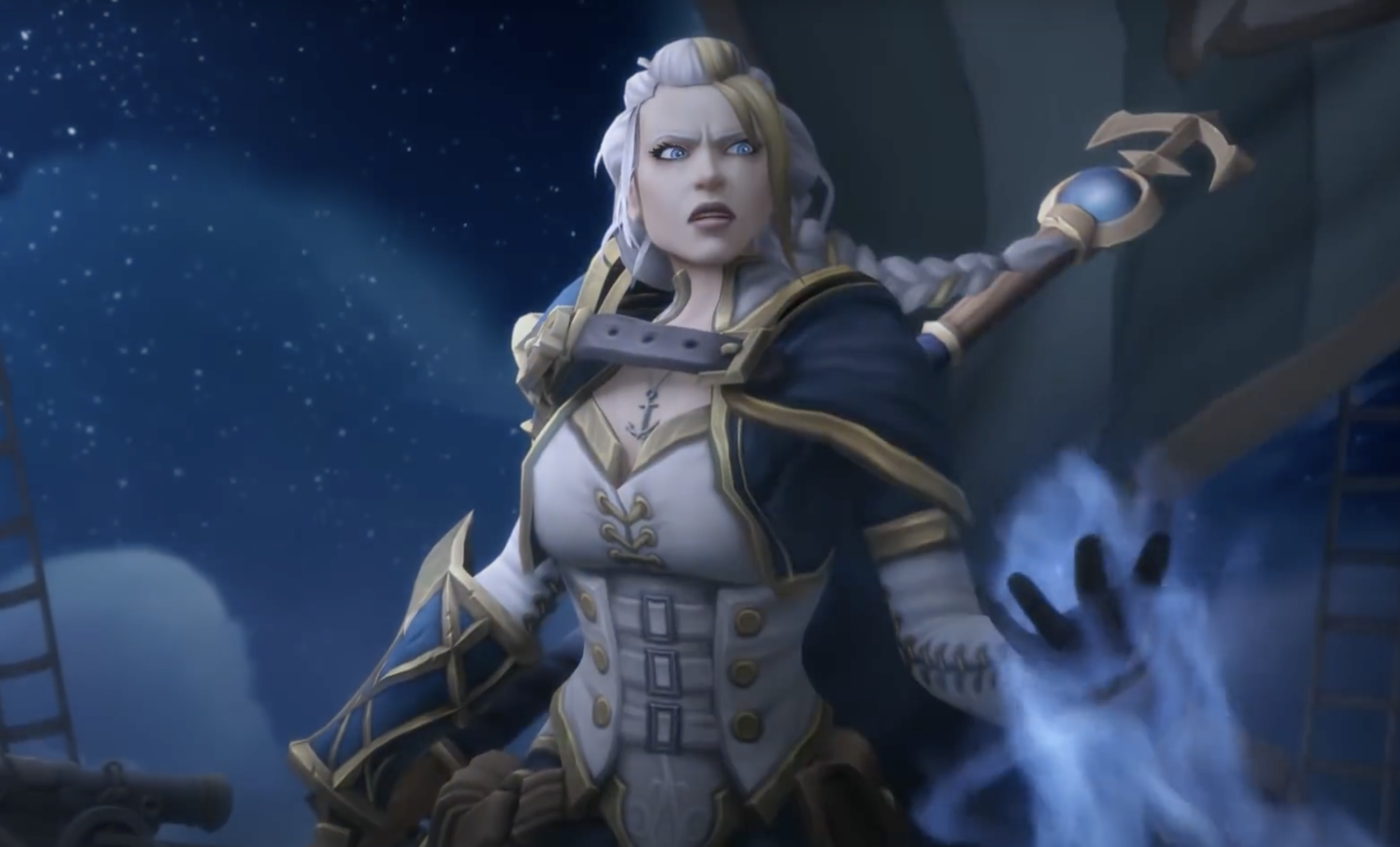 Patch 8 1 5 Hotfixes for March 12th - Nerfs to Mythic Jaina HP, Tide