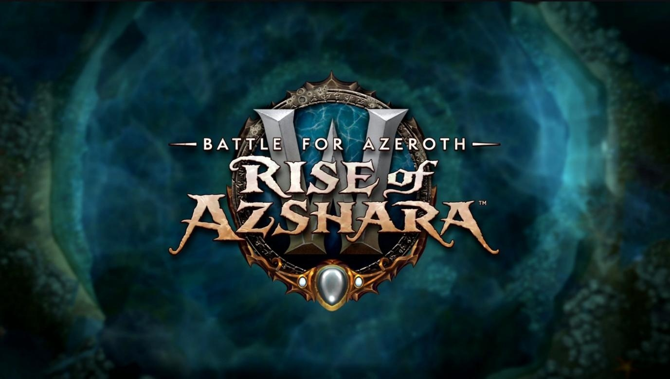 Upcoming Class Changes in Next Week's Patch 8 2 Rise of Azshara PTR