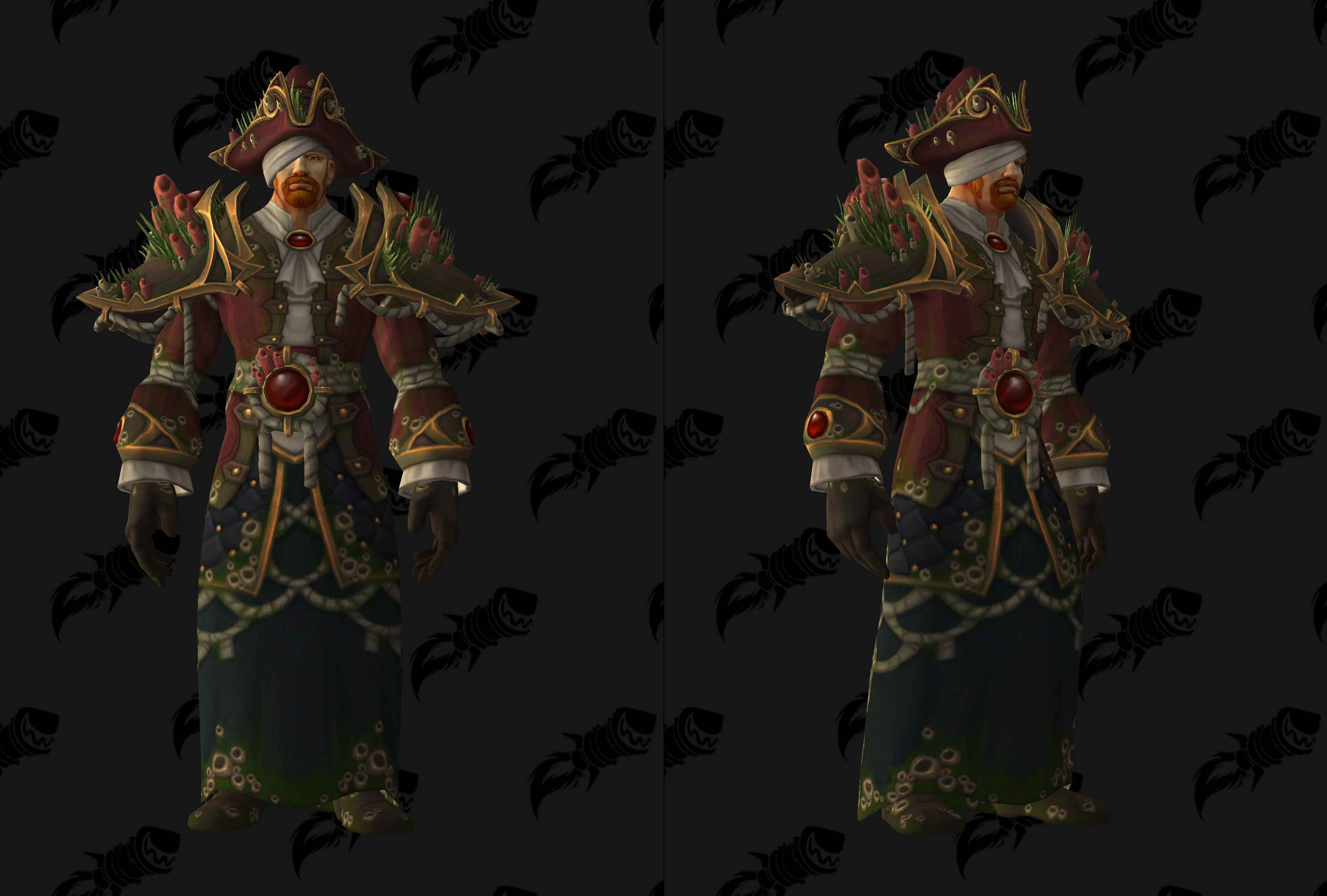 Notorious Aspirant and Gladiator Season 3 PvP Armor Sets - Some