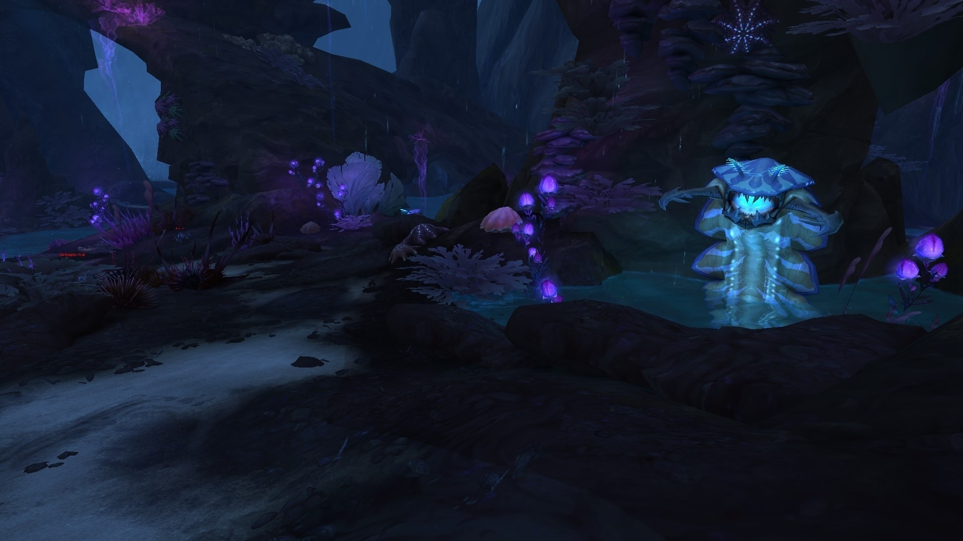 Nazjatar Quest Playthrough (Rise of Azshara Spoilers
