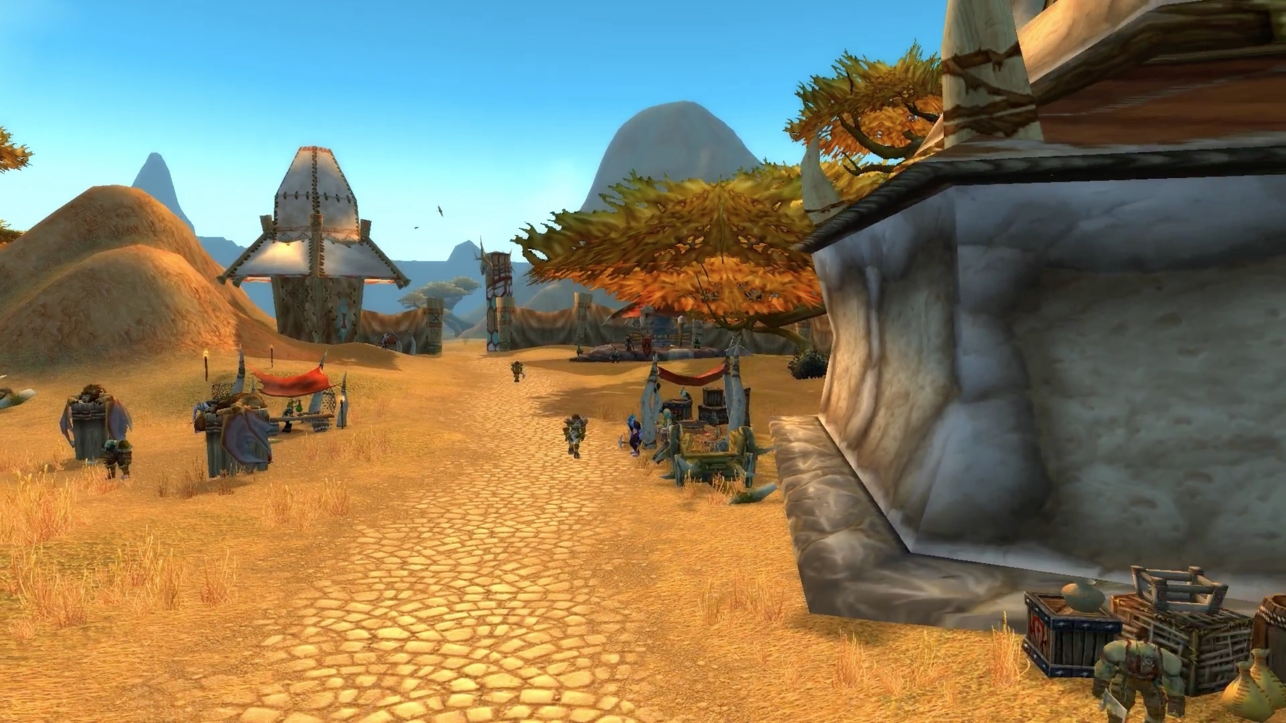 WoW Classic Stress Test – June 19-21 - Access to All Active