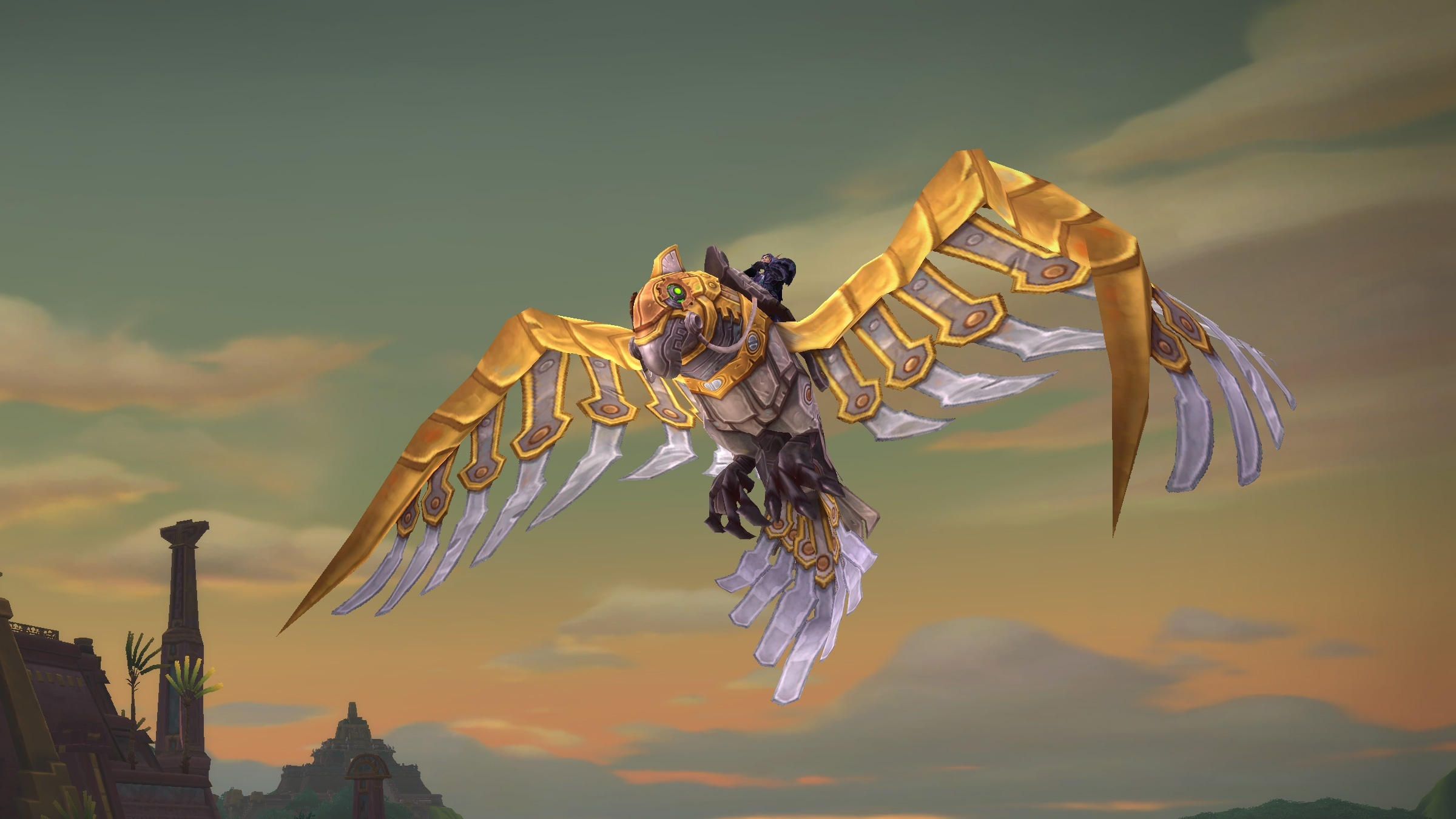 How to Unlock Flying in Patch 8 2 Rise of Azshara - Official