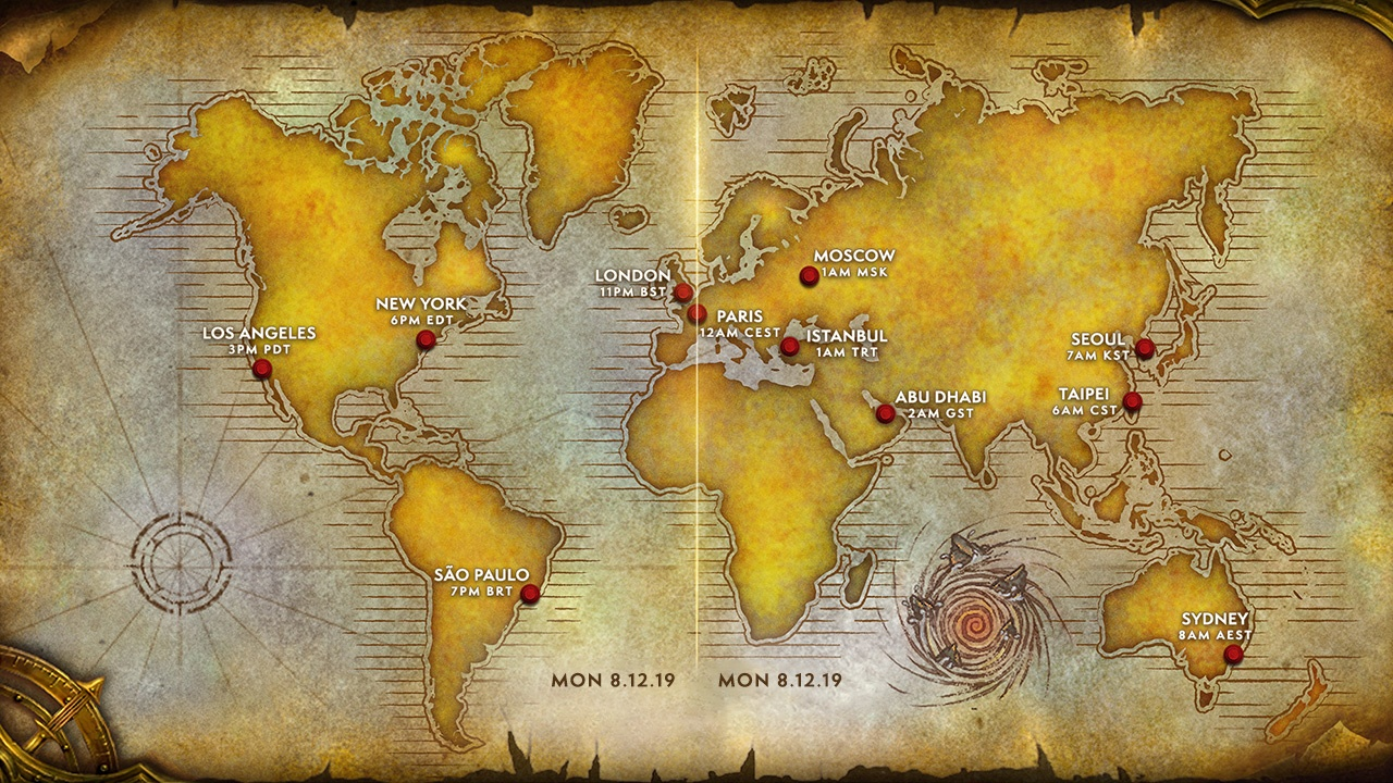 WoW Classic Name Reservations Open Today - Wowhead News