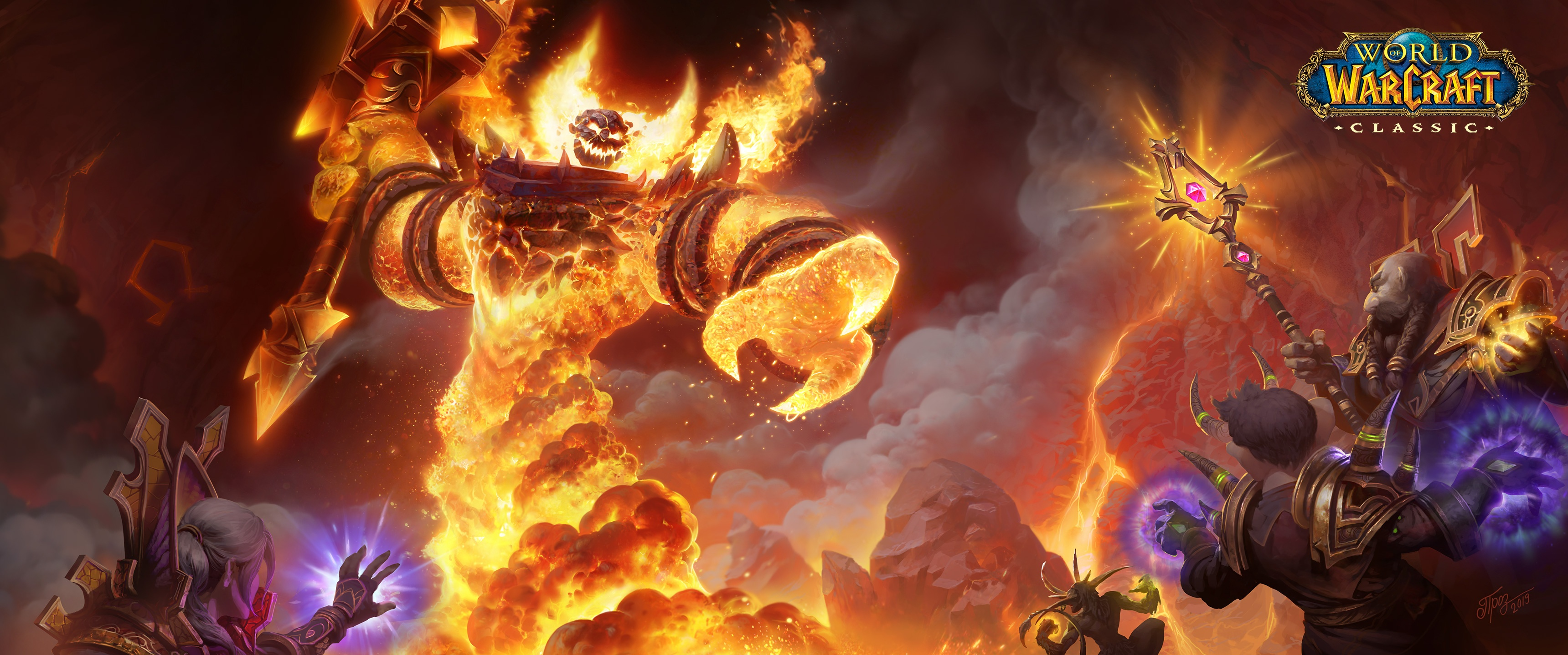 World of Warcraft Classic - Games - Quarter To Three Forums