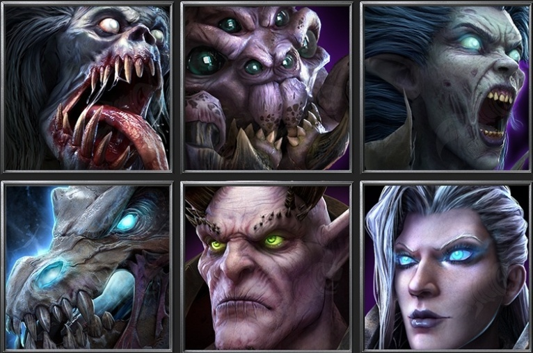 peon orco warcraft 3