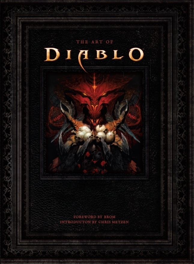 The Art of Diablo - New Book from Blizzard Entertainment