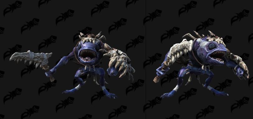Warcraft III Reforged Models - Mor'gul Murlocs - Wowhead News