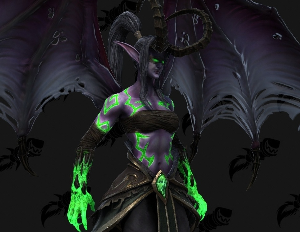 Warcraft Iii Reforged Datamining Hints For Male Death Knight And
