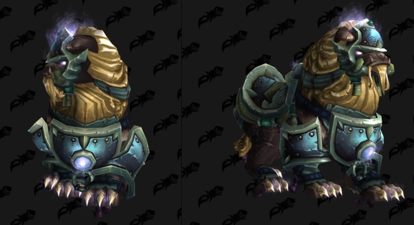 visions of n 39 zoth mount preview xinlao wowhead news. Black Bedroom Furniture Sets. Home Design Ideas