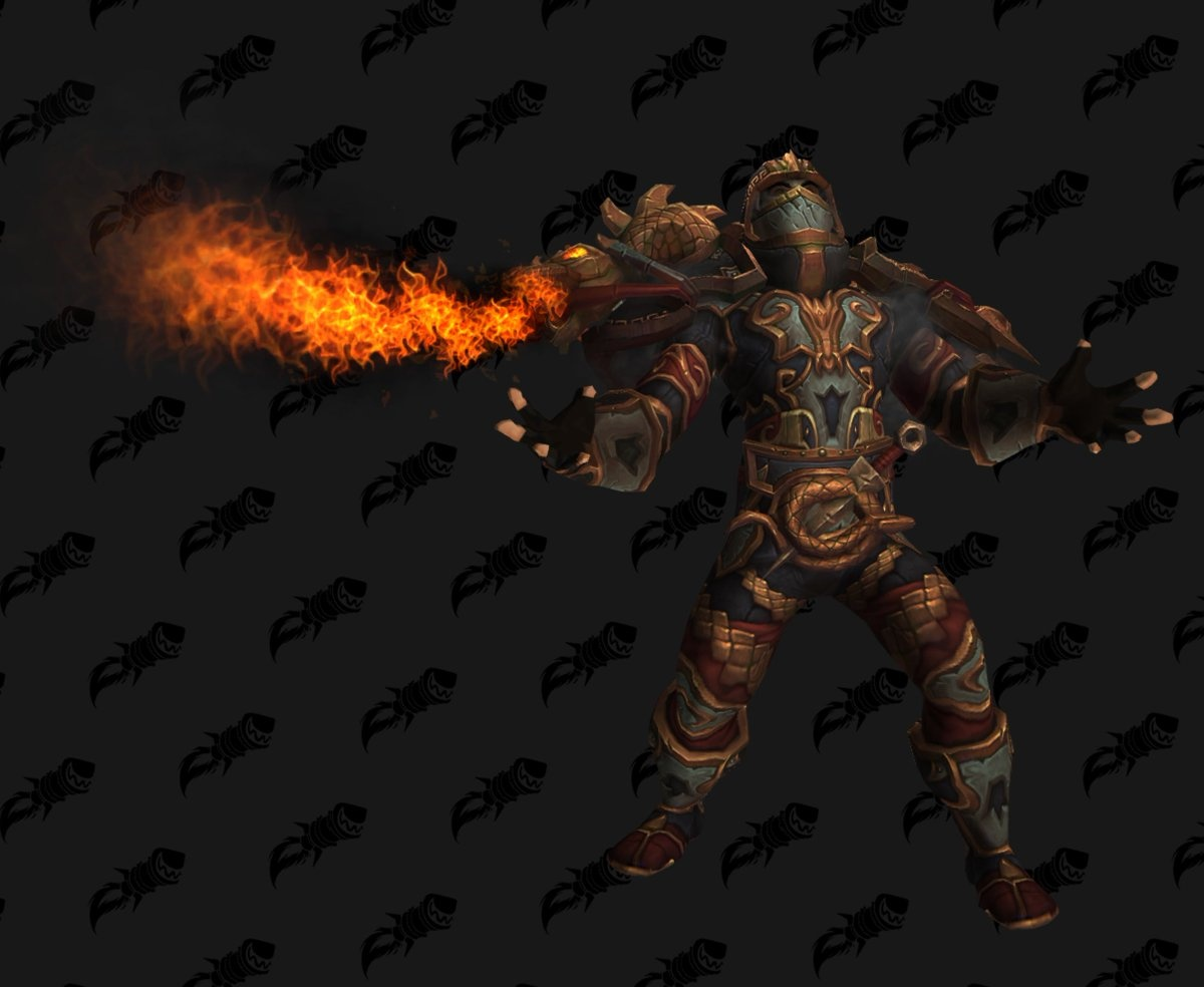 Wowhead Model Viewer Improvements Tattoos Ribbons Animated Items Pause Button Wowhead News