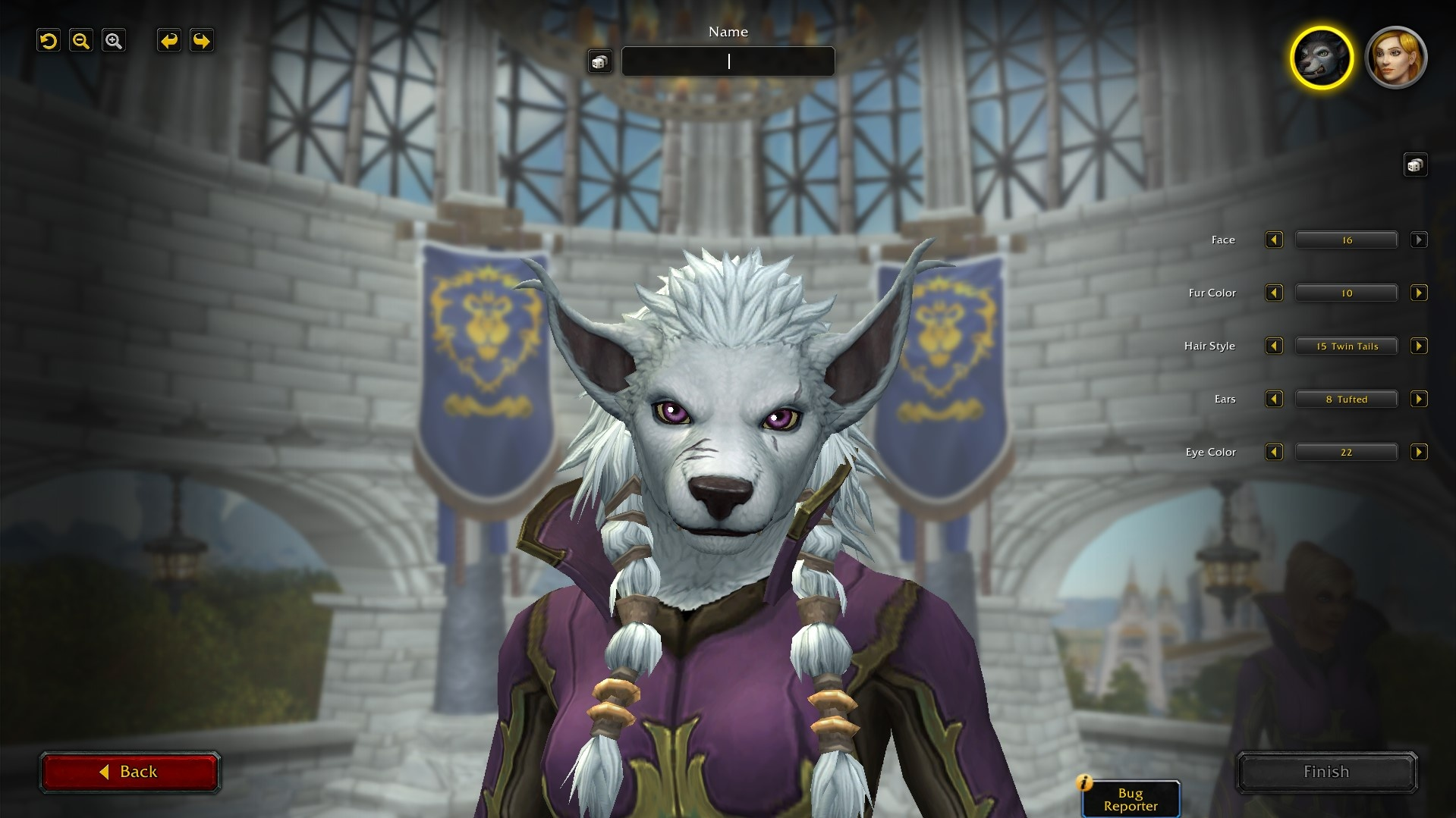 Worgen Can Customize Their Human Form Separately In