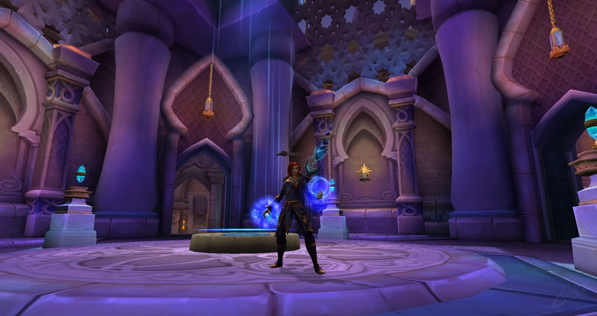 Frost Mage State on the Shadowlands Alpha - Winter's Chill, Talents,  Covenant Abilities - Noticias de Wowhead