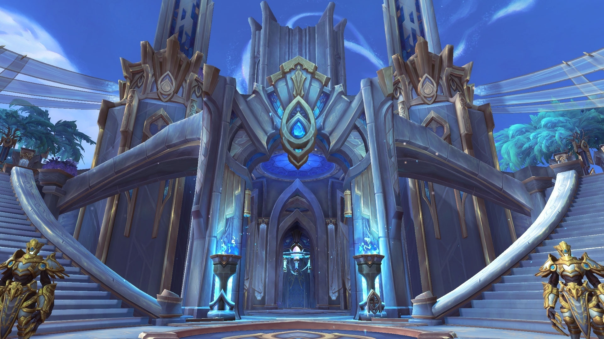 Entering a Covenant Sanctum While Not Part of That Covenant Gets You Kicked  Out - Noticias de Wowhead