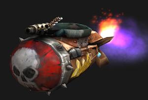 Rocket mount 3