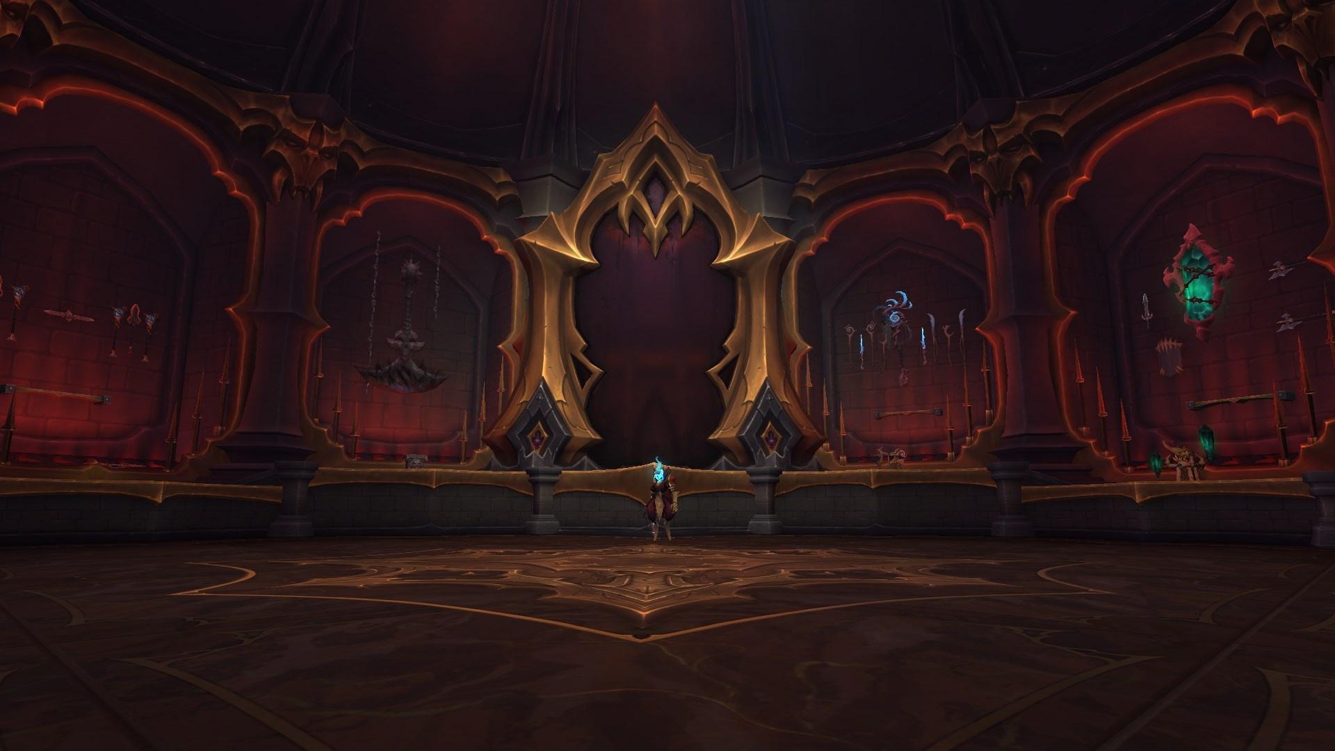 Castle Nathria Raid Testing (August 6th) - Heroic Artificer Xy'mox, Sire  Denathrius - Wowhead News