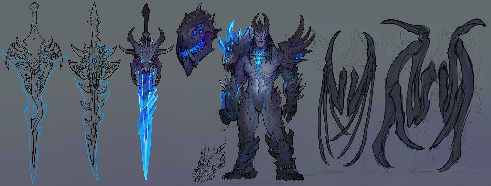 Blizzard S Concept Art For The Craftwars Heroes Of The Storm Event Wow And Starcraft Fusion Wowhead News This list of matchups for arthas is generated from votes submitted by the player. concept art for the craftwars heroes of