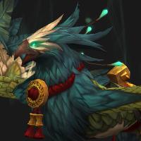 Pandaren phoenix mount
