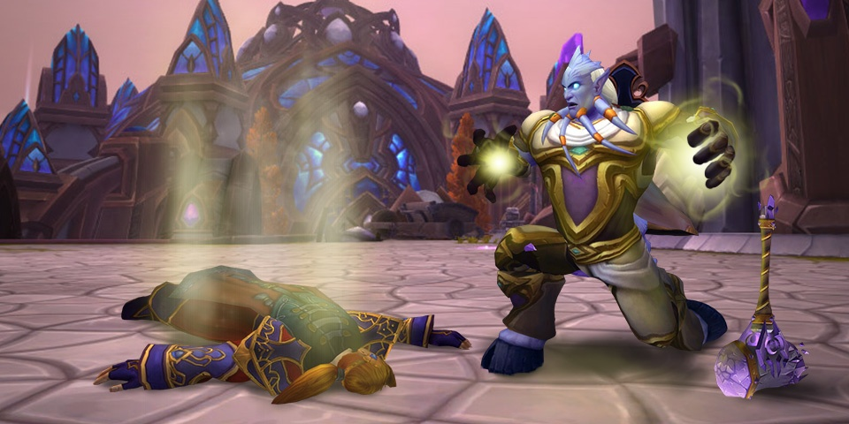 Holy Paladin in Shadowlands - Healer Strengths, Best Covenants, Soulbinds  and Legendaries - Wowhead News