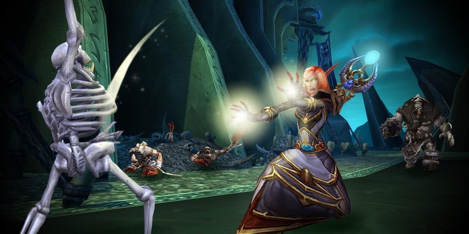 Discipline Priests in Shadowlands - Healer Strengths, Best Covenants,  Soulbinds and Legendaries - Wowhead News