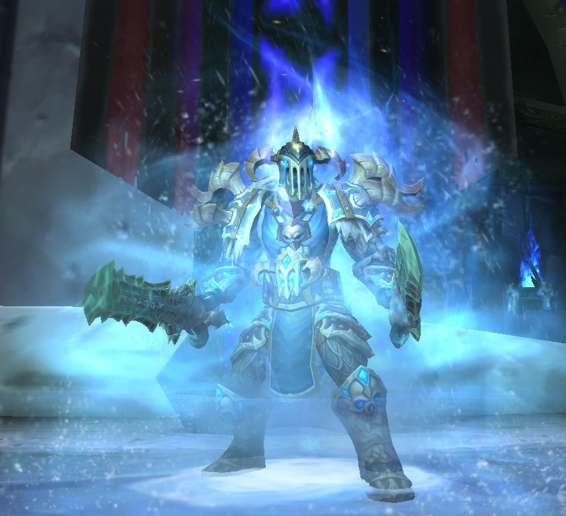 Frost Death Knight in Shadowlands - DPS Strengths, Best Covenants,  Soulbinds and Legendaries - Noticias de Wowhead