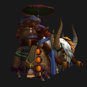 Traveler's Yak