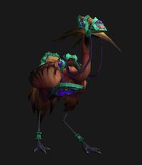 Crane mount (brown)