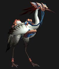 Crane mount (white)