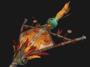 Kite mount
