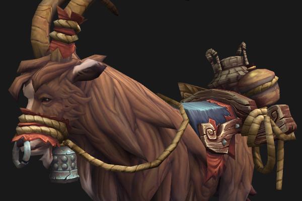 Goat mount