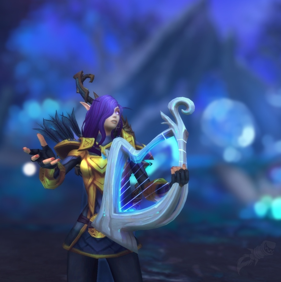 How to Get the Fae Harp Toy from Ardenweald - Notizia di Wowhead
