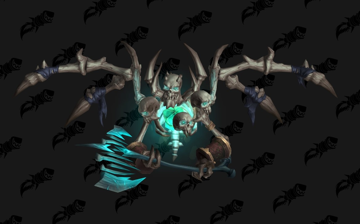 Mortanis - Maldraxxus World Boss Available This Week - Wowhead News