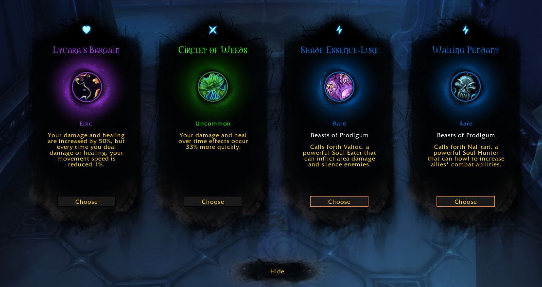 Beasts of Prodigum Torghast Event Now Live - Choose a Beast and Get New  Anima Powers! - Wowhead News
