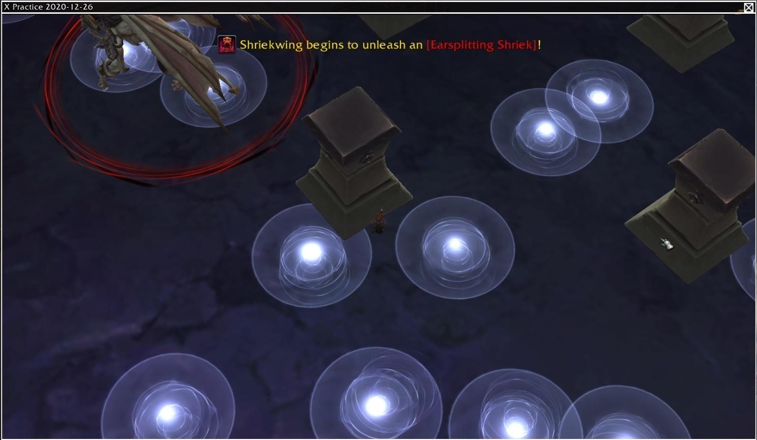 Practice Shadowlands Raid Mechanics with the X Practice Addon - Wowhead News