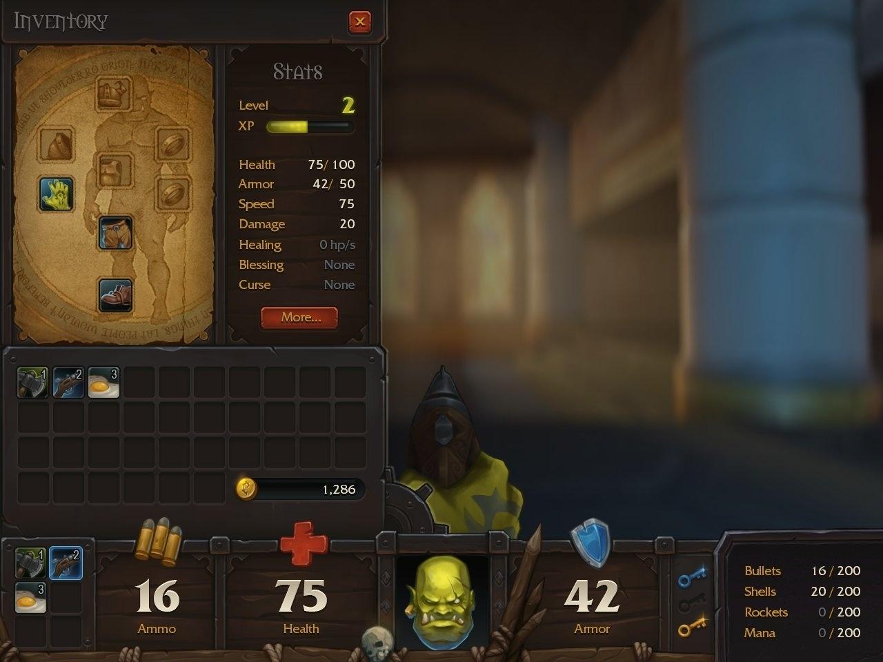 Fan Designs DoomCraft, a Warcraft/Doom Design Mashup
