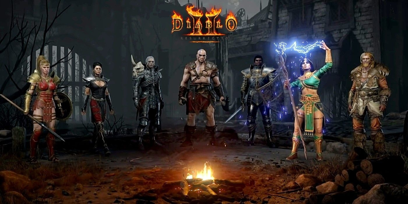 Diablo II: Resurrected Now Live and Blizzard's Launch Guide