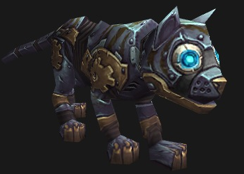 Mechanical tiger cub