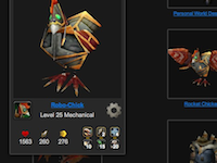 Battle Pet Tools: New Stat Calculator and Site Enhancements