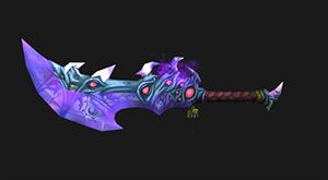 Raid 2H Sword (blue)
