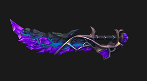 Raid 1H Sword (purple)