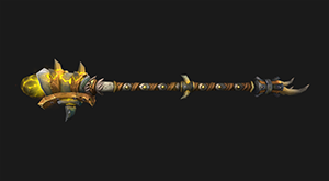 Raid Staff (yellow)