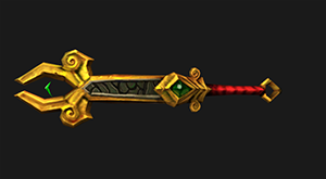 Quest Wand (gold)