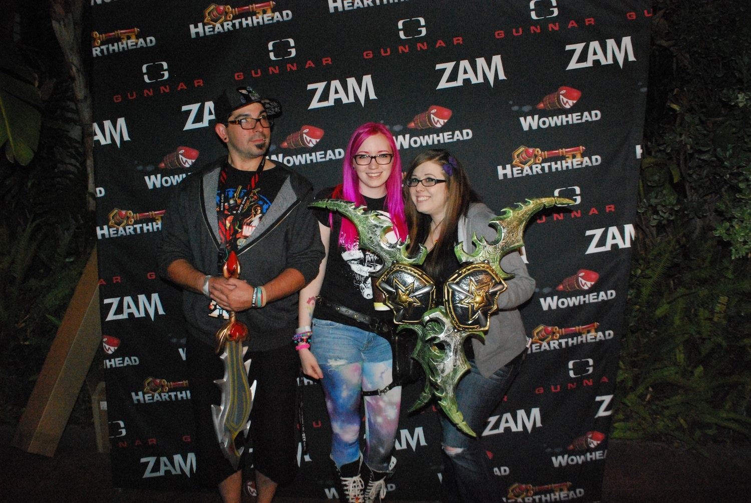 warlords of draenor complete guide gunnar party pictures and