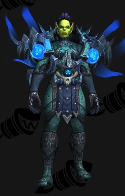 WoD Build 18566: Female Draenei and Undead 3D Models, New