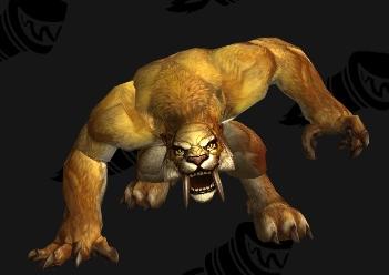 Tauren / Lion